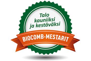 BioComb mestari logo